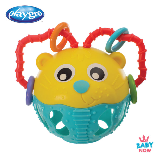 PG4085488 Playgro Junyju- roly Poly Rattle