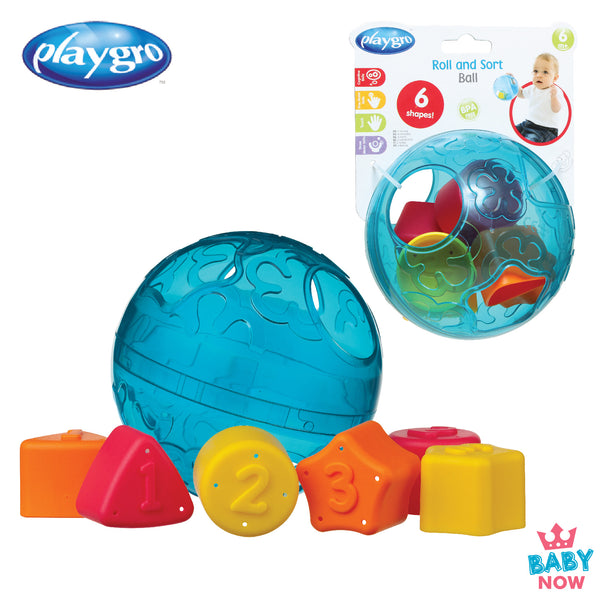 [PG4086169] Playgro Roll and Sort Ball