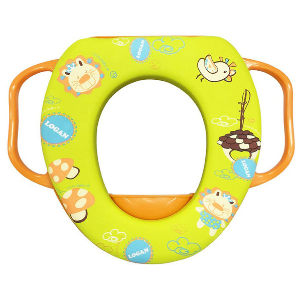 [530221] Spongy Plus Potty Seat With Handle (ASSORTED)