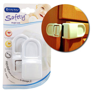 [609262] Safety™ Safety Angle Lock - 2 Pcs/Pack