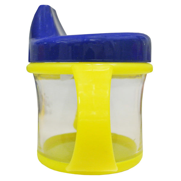 [610053] Grippy™ Spout Cup w/Handle [ASSORTED]