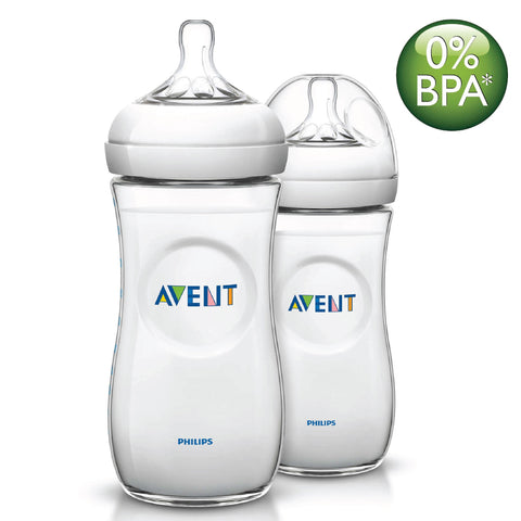[SCF696/23] NATURAL BOTTLE 330ML/11OZ (TWIN PACK) - NATURAL 2.0 (EXTRA SOFT TEAT)
