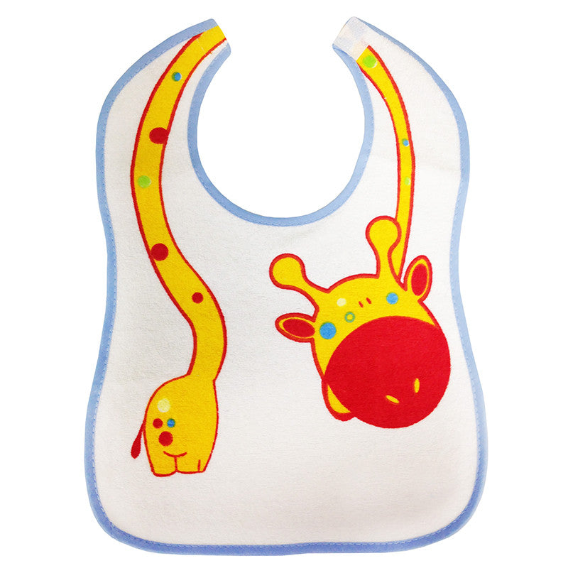 [820209] Calico™ Fun Bib - GIRAFFE