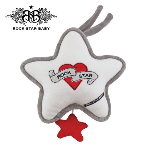 [90501] RSB Musical Toy - HEART & WINGS