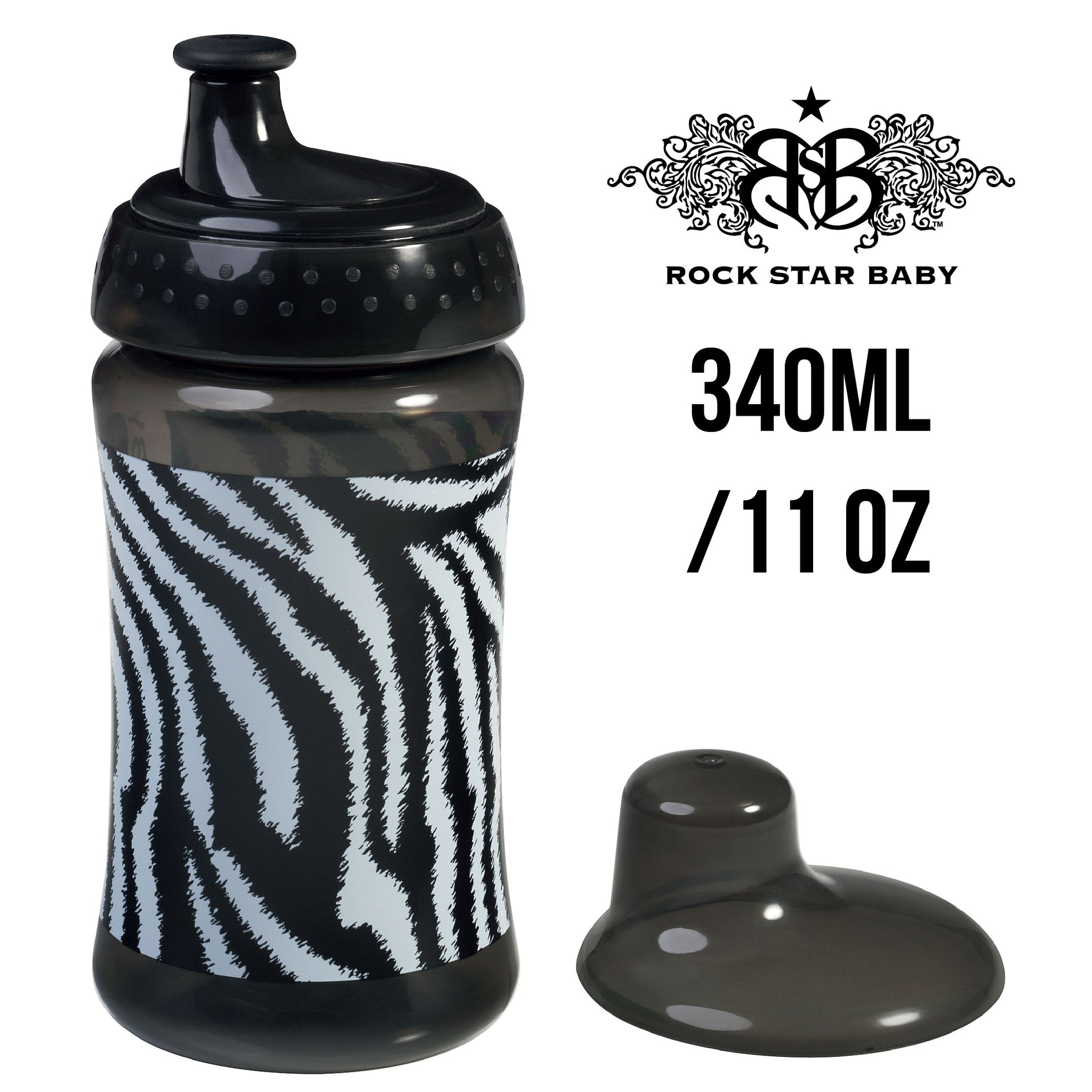 [90804] RSB Cup – ZEBRA (340ml/11oz)