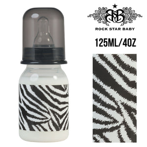 [96072] RSB Narrow Neck Bottles - ZEBRA (125ml/4oz)