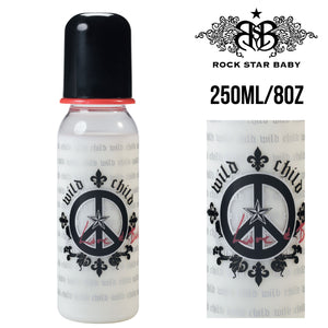 [97090] RSB Narrow Neck Bottles - PEACE (250ml/8oz)
