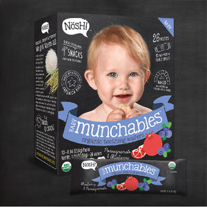 [N6053] BABY MUNCHABLES™ - Pomegranate & Blueberry