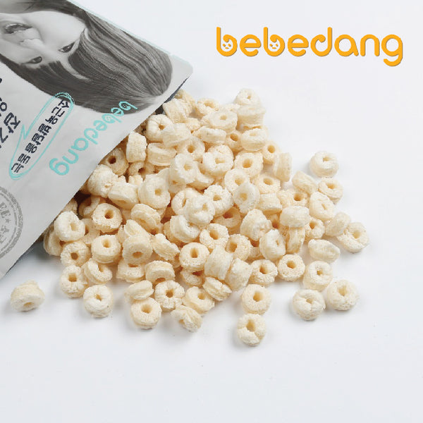 [B70033] Bebedang Organic Brown Rice Pop - Rice Bud & Black Rice