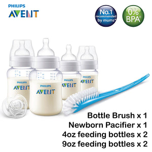 SCD210/00 Philips Avent Newborn Starter Set - Classic Plus PA