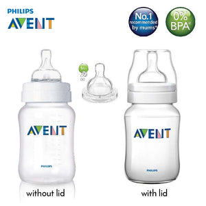 [SCF563/17] Philips Avent Classic Plus Feeding Bottle 9oz/260ml (Single)