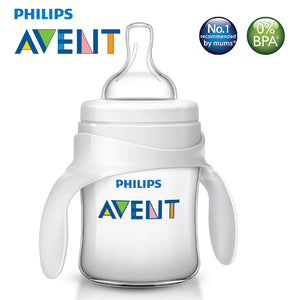 [SCF625/02] Philips Avent Bottle to Cup Trainer Kit - Classic Plus (4m+)