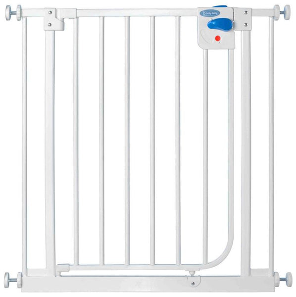 [SG-03] Smart System Swing Back Gate-73~85cm-White