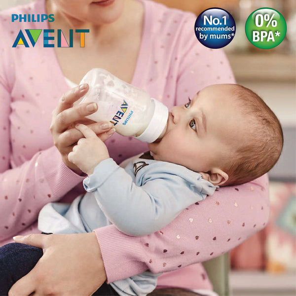 SCF454/17 Philips Avent PA Classic Plus Feeding Bottle 260ml/9oz (Single)