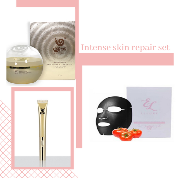 Intense Skin Repair bundle