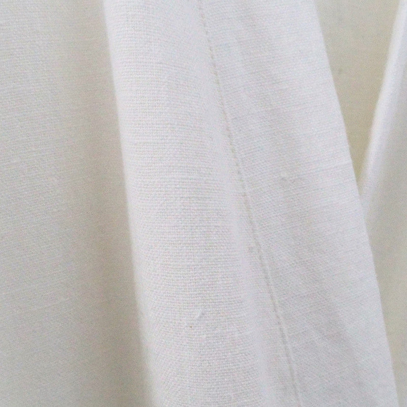 White linen robe Andaman Breeze, Terra Ocra