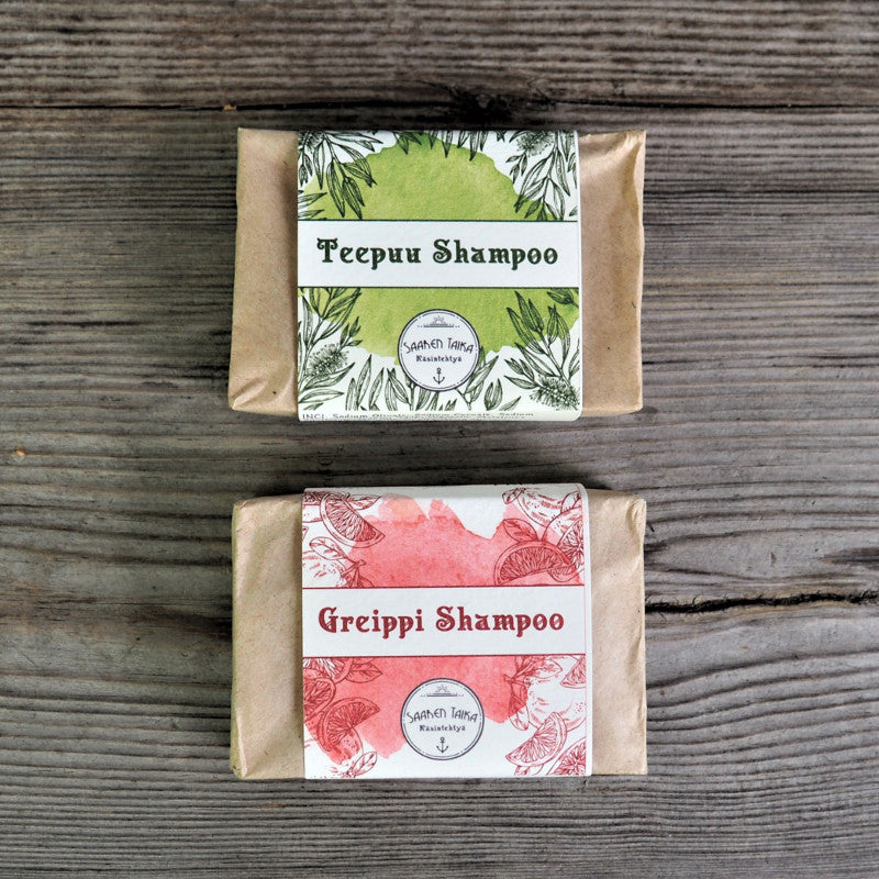 Shampoobar, natural, vegan