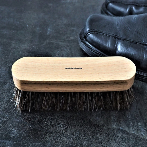 Shoeshine brushes, Andree Jardin