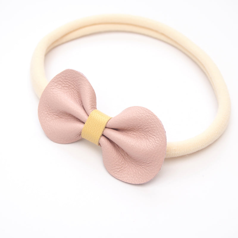 Toddler Baby Bow Headband / Daisy