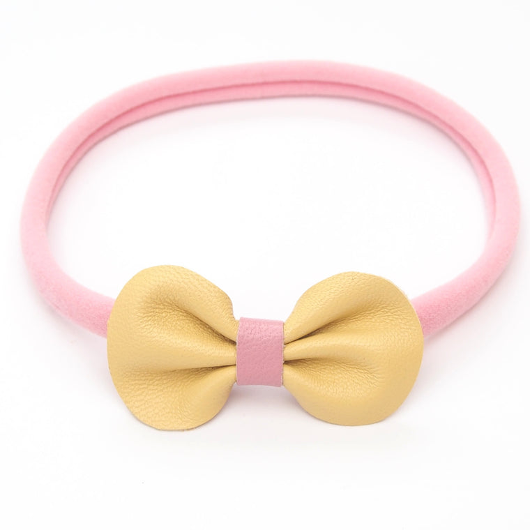 Toddler Baby Bow Headband / Pop