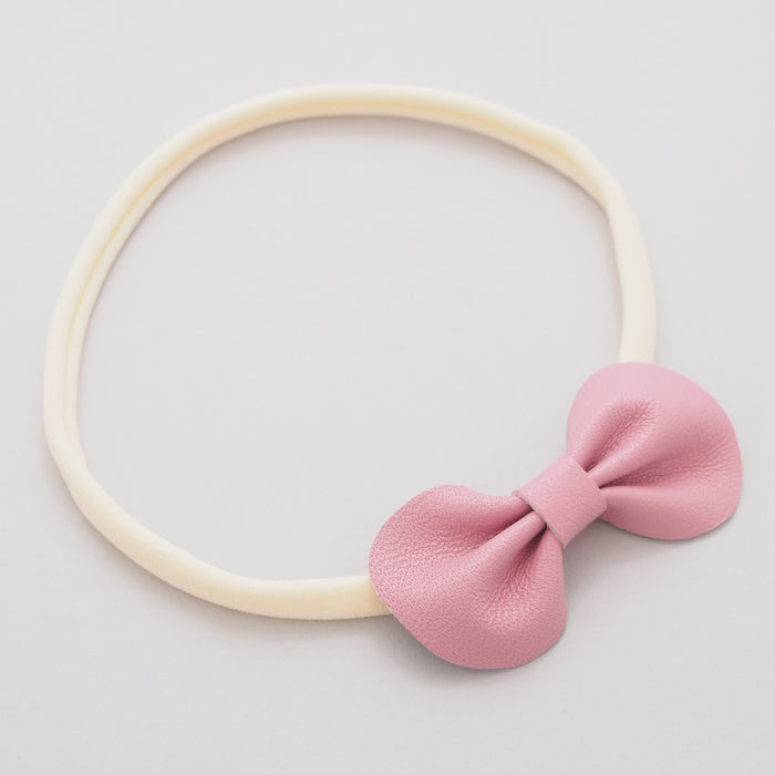 Toddler Baby Bow Headband / Pastels