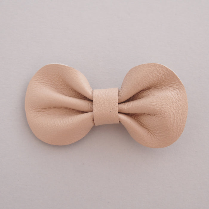 Baby or Toddler or Girls leather bow hair clip set in natural neutrals, Baby Hair Accessories, Baby Bow, Toddler Bow, Hair Clips, Toddler Headband, neutral Leather Bows, genuine leather hair bows, baby bow hair clips, toddler hair bows in natural colours, toddler bow hair clip set, neutral bow hair clips