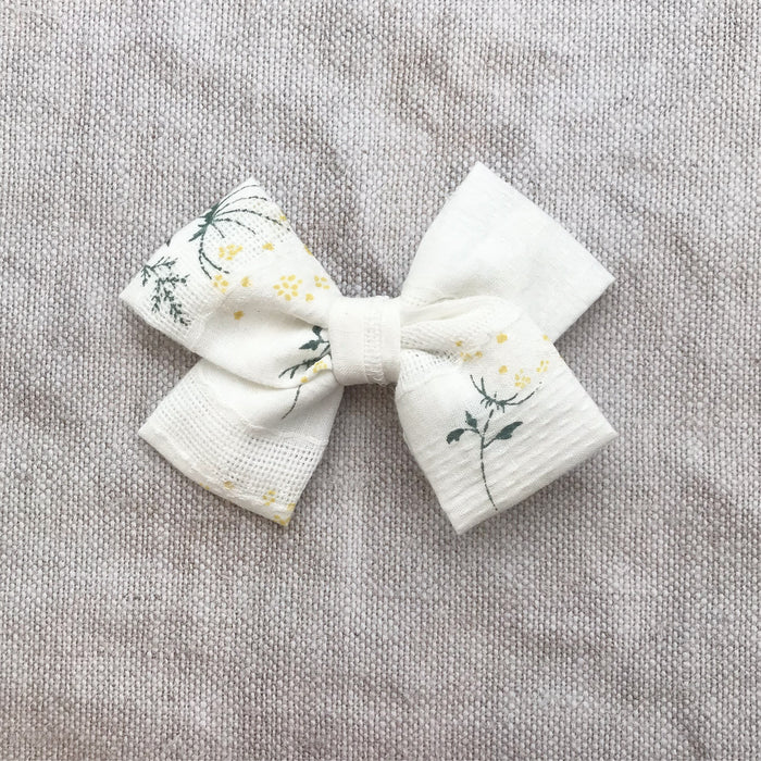 Bow Hair Clips / PRAIRIE