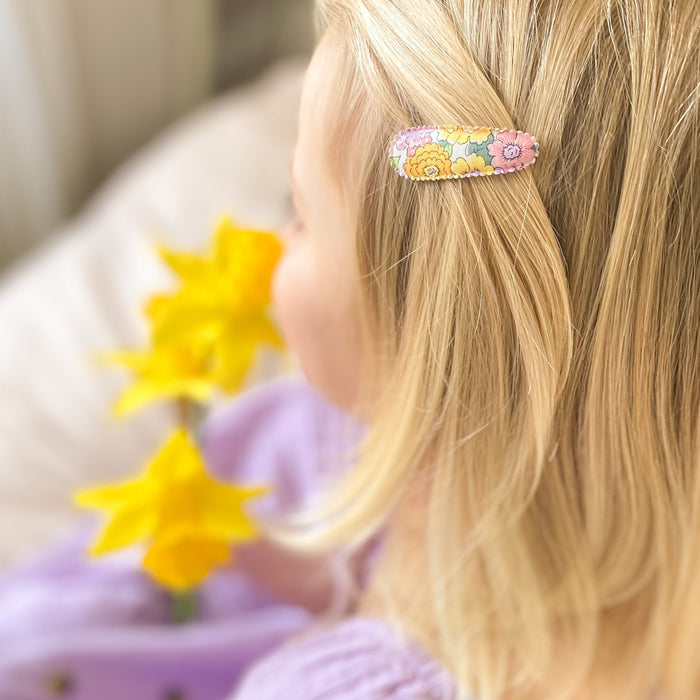 Josie Joans Liberty Hair Clips / LITTLE Audrey