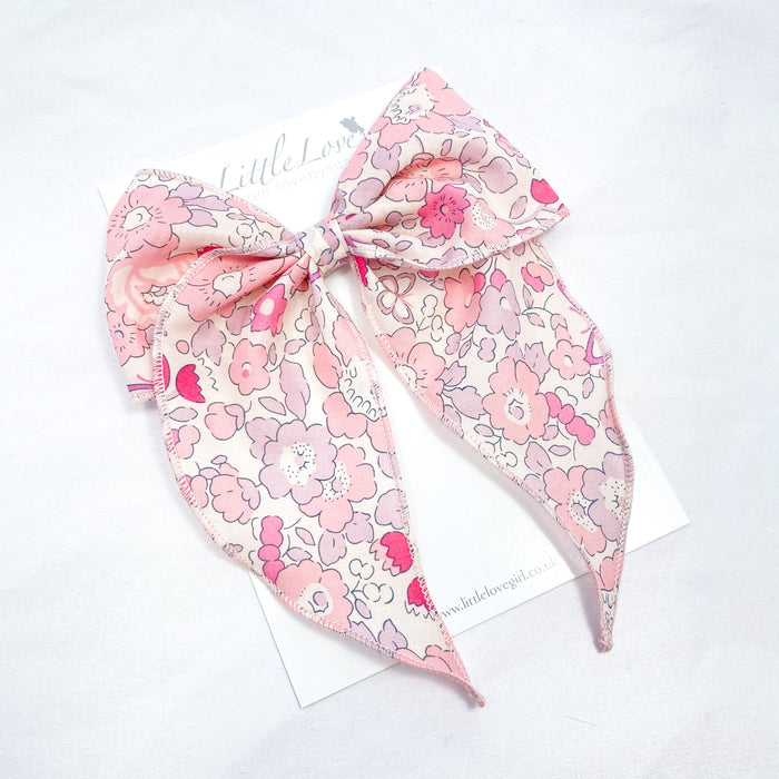 Prairie Bow Classic/ LIBERTY BETSY ROSE