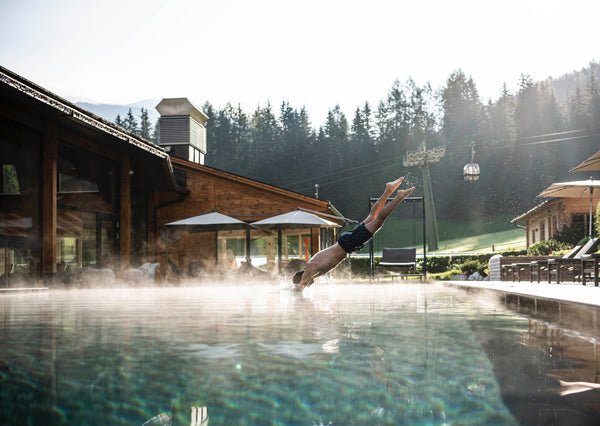 Bad Moos Dolomites Spa Resort - Wellnesshotel in Sexten