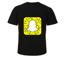 Men's Custom Snapcode T-Shirt