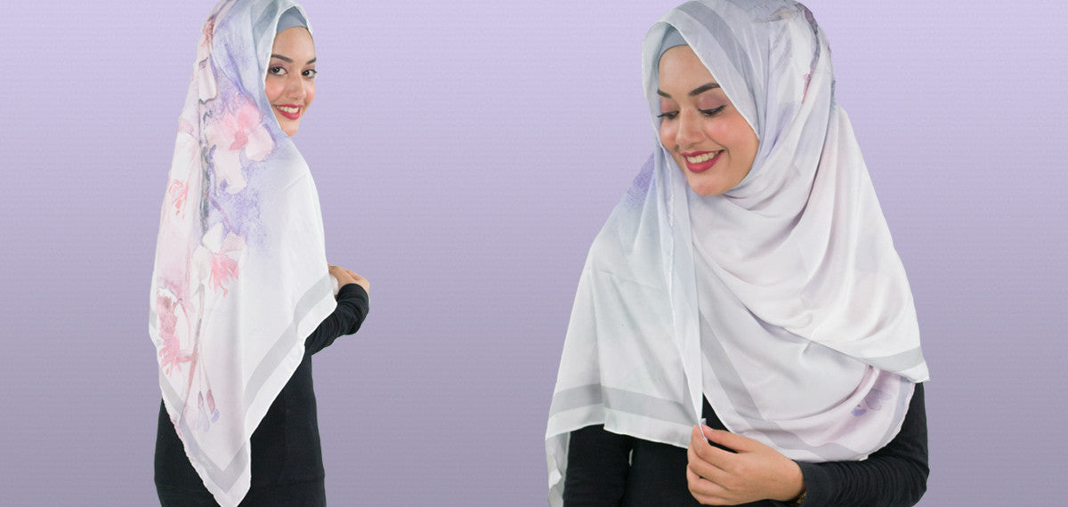 INSTANT SHAWL ORKED