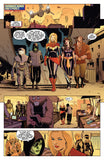 CAPTAIN MARVEL VOL 01: HIGHER FURTHER FASTER MORE