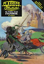 Classics Illustrated IVANHOE & notes