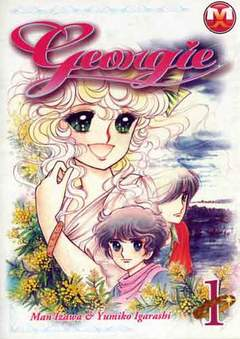 Georgie dal n 1 al n 4 - edizioni Magic press