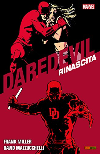 Daredevil Collection RINASCITA RISTAMPA 2165-PANINI COMICS- nuvolosofumetti.