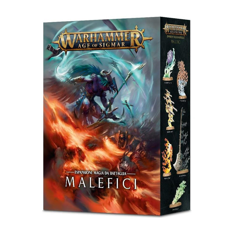 Malefici-GAMES WORKSHOP- nuvolosofumetti.