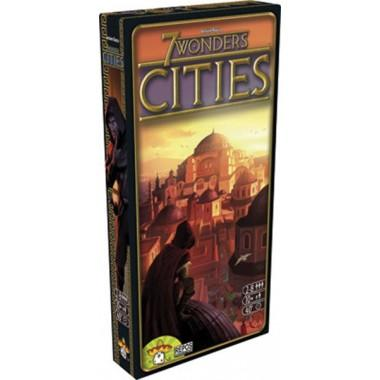 7 WONDERS Cities-REPOS Production- nuvolosofumetti.