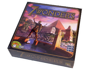 7 WONDERS-REPOS Production- nuvolosofumetti.