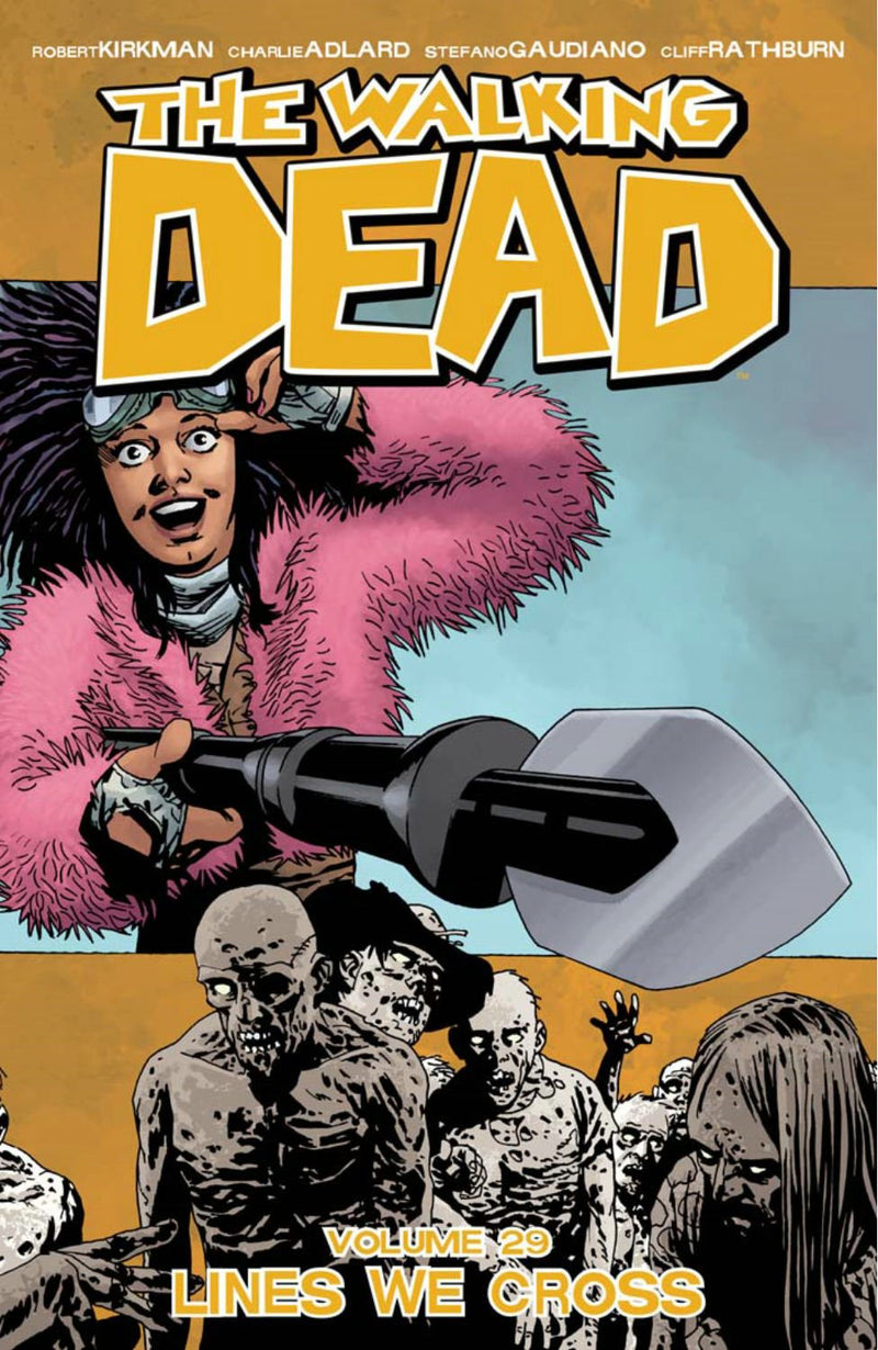 The Walking Dead tp 29