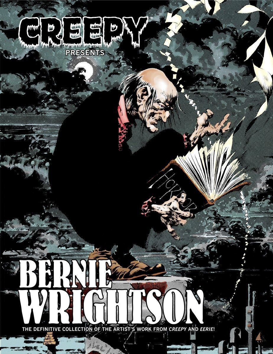 CREEPY PRESENTS Bernie Wrightson-DARK HORSE- nuvolosofumetti.