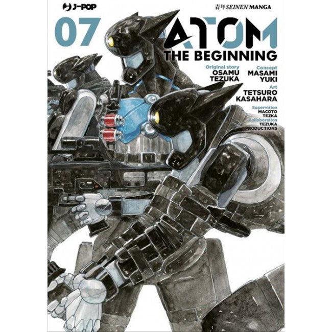 Atom the beginning 7-Jpop- nuvolosofumetti.