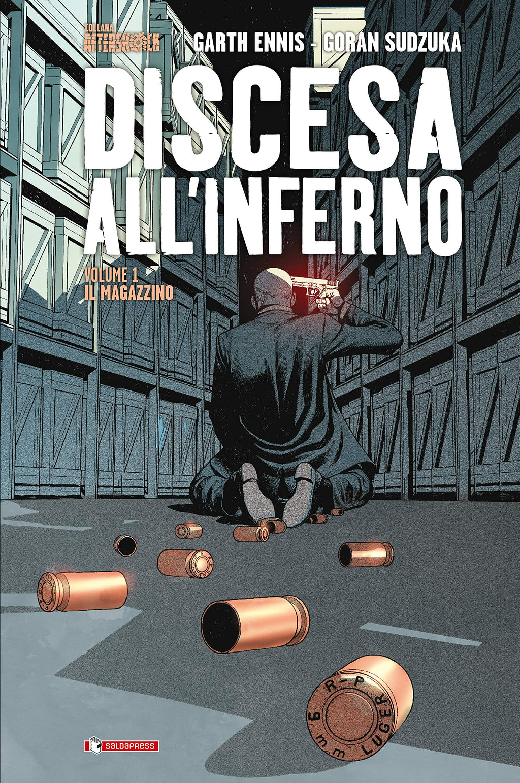DISCESA ALL`INFERNO 1-SALDAPRESS- nuvolosofumetti.