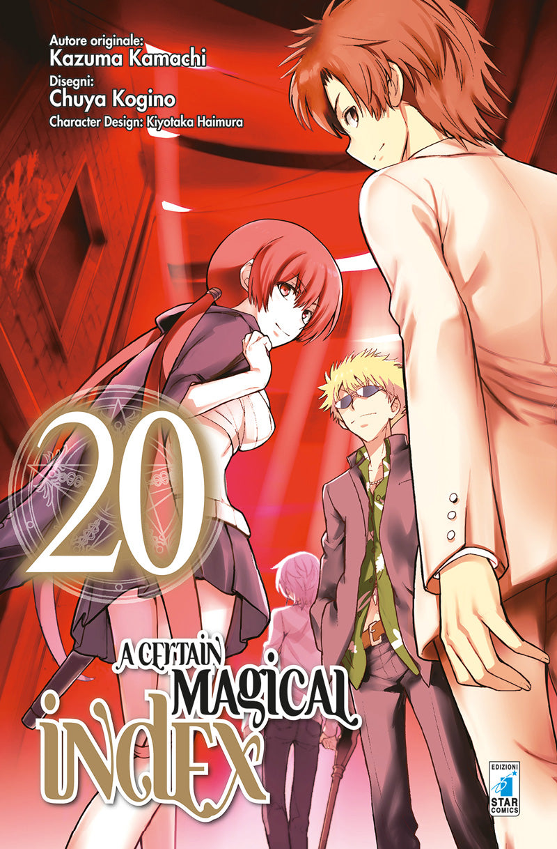 A certain magical index 20 267, EDIZIONI STAR COMICS, nuvolosofumetti,