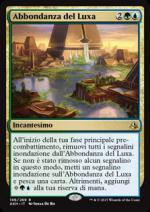 Abbondanza del Luxa  Amonkhet 3196-Wizard of the Coast- nuvolosofumetti.