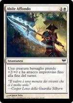Abile Affondo  Ascesa Oscura 22-Wizard of the Coast- nuvolosofumetti.