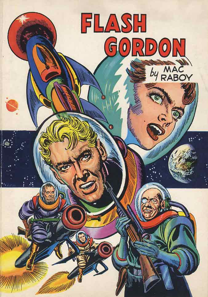 FLASH GORDON-ANAFI- nuvolosofumetti.