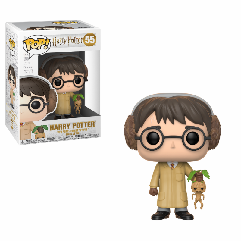Harry Potter Herbology # 55 - pop Harry Potter-funko- nuvolosofumetti.