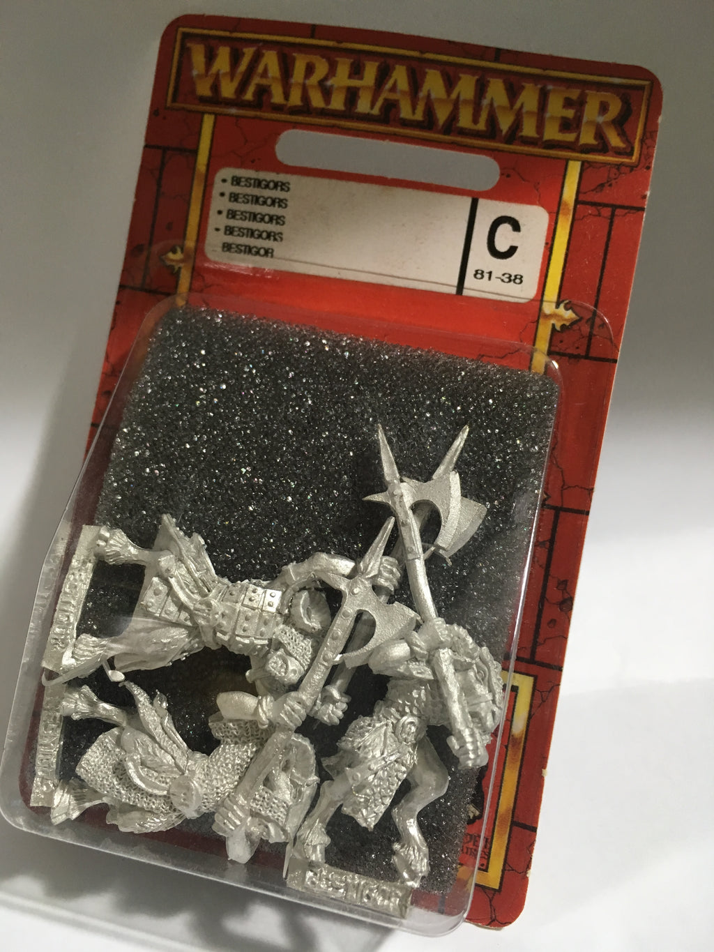 BESTIGOR BLISTER-Games Workshop- nuvolosofumetti.