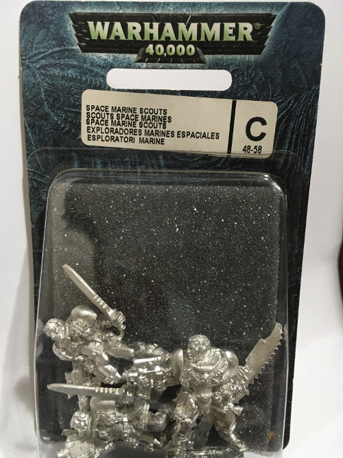 ESPLORATORE S/M BLISTER-Games Workshop- nuvolosofumetti.
